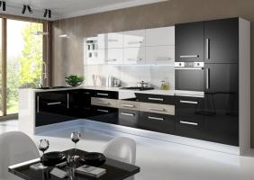 kuchnia blanco- negra